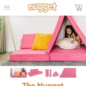 Iso nugget comfort couch